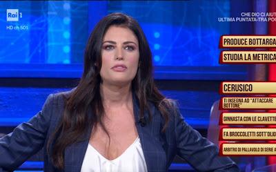 Daniela Ferolla i soliti ignoti 11 marzo