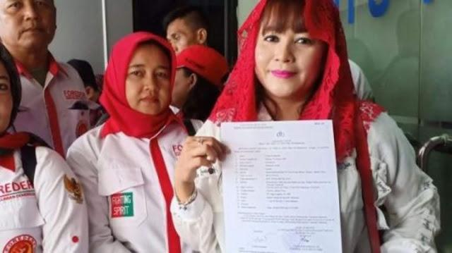 Dewi tanjung PDIP