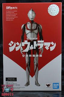 S.H. Figuarts Ultraman (Shin Ultraman) Box 01