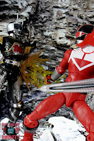 Power Rangers Lightning Collection Time Force Red Ranger 65