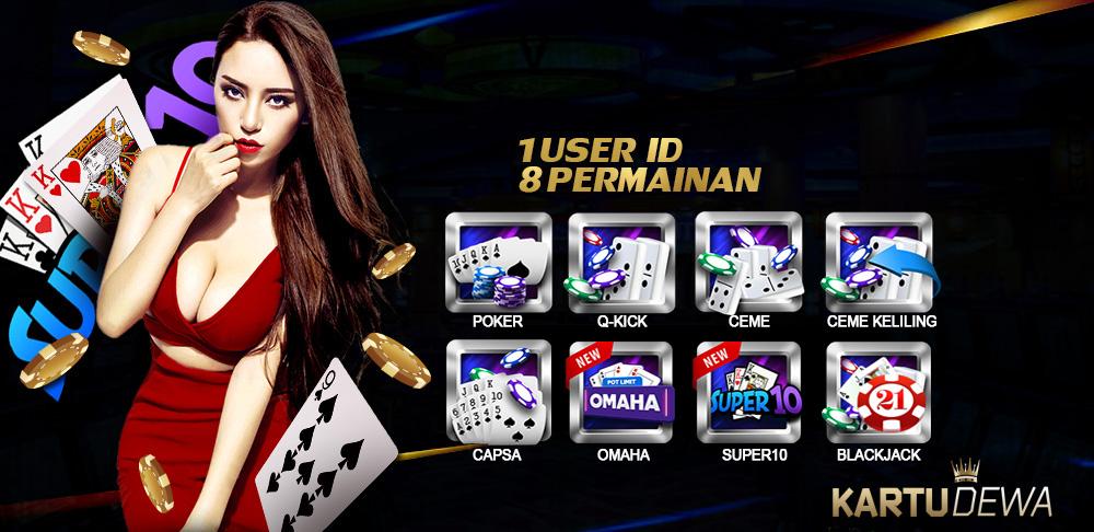 Kartu Dewa - Agen Poker & Bandar Ceme Online Terpercaya di ...