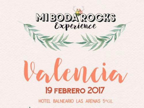 Solicita entrada en Mi Boda Rocks Experience Valencia 2017