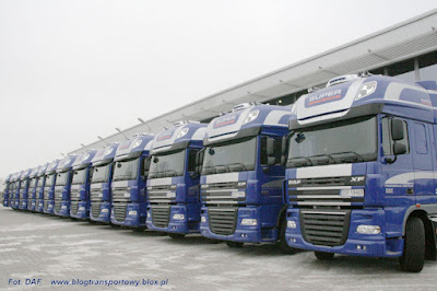 DAF XF105 Super Space Cab