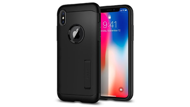 Spigen iPhone X Accessories review