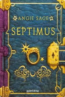 Septimus   Septimus Heap #1   Angie Sage