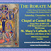 Reminder: Rorate Masses in the Archdiocese of Toronto this Saturday