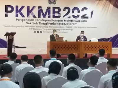 PKKMB 2021 STP Mataram