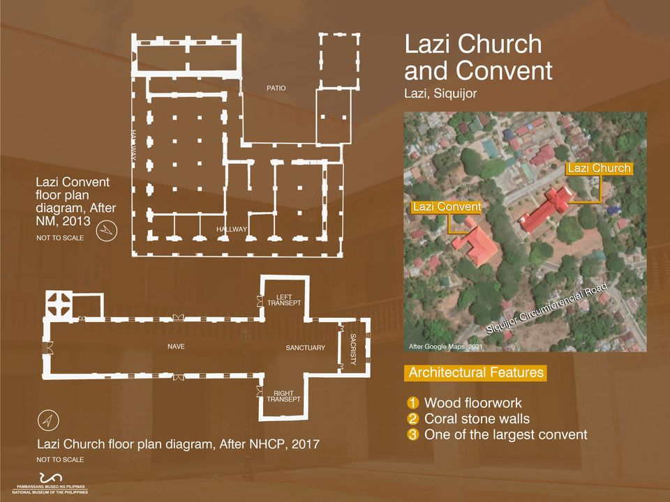 Siquijor's Lazi Church or the Parish Church of San Isidro Labrador and Convent | Baroque Churches in the Philippines | National Cultural Treasure