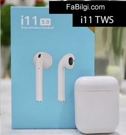 Tws i11 Air Pods Bluetooth Kulaklık İyi mi Ürün İncelemesi