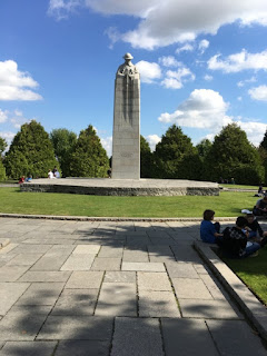 St Julien Canadian Memorial (photo David D)