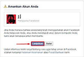 Ada 2 Cara Trik Merubah Nama Facebook Yang Terkena Limit