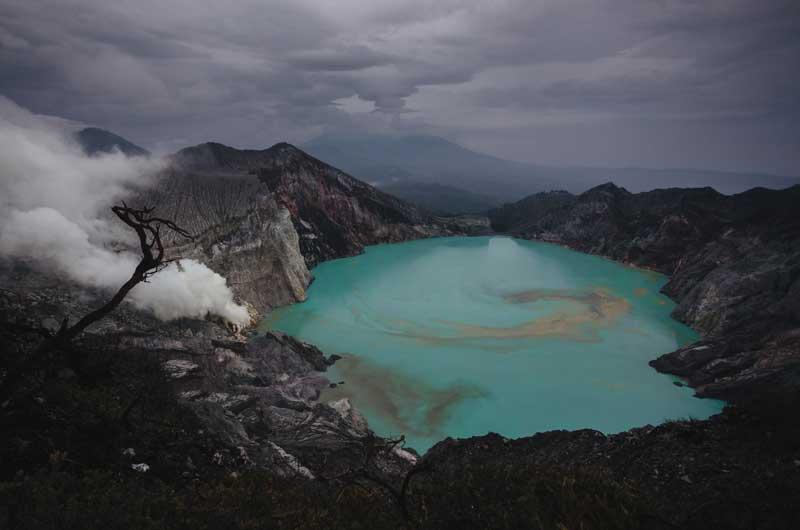 Kawah Ijen Crater Banyuwangi