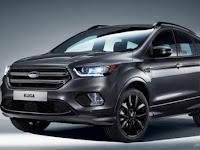 2018 Ford Escape Redesign