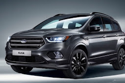 2018 Ford Escape Redesign