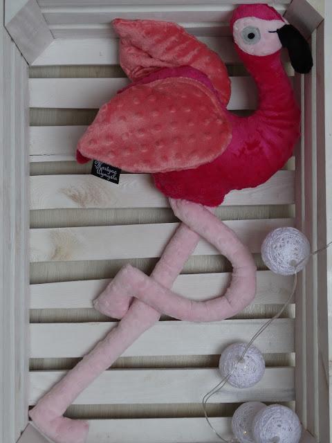 zabawka flaming róż 3