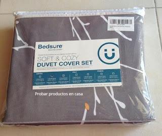 Funda nórdico de microfibra para cama Bedsure