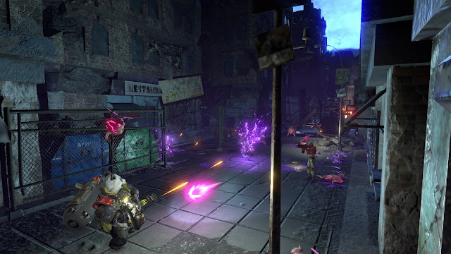 CONTRA ROGUE CORPS PC Full imagenes