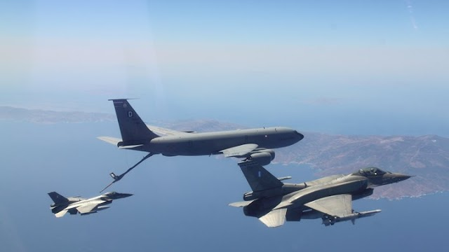 Μαζί με τα RAFALE και ιπτάμενα τάνκερ για την Πολεμική Αεροπορία;