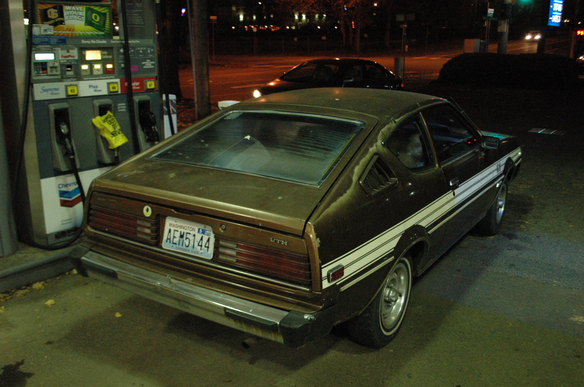 Best Uber Cars >> OLD PARKED CARS.: Saturday Night At the Pump: 1978 ...