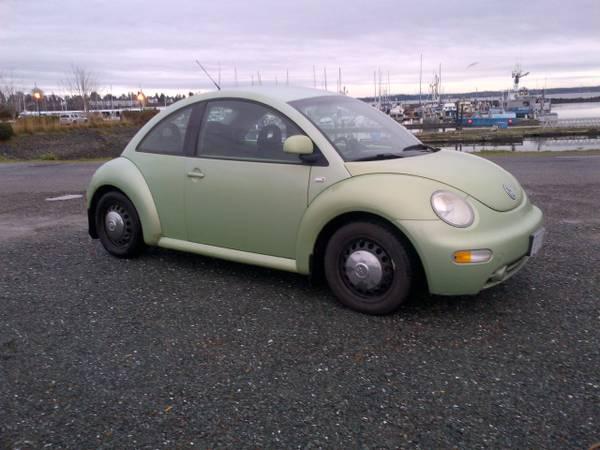 used 2000 vw beetle tdi diesel by owner. Black Bedroom Furniture Sets. Home Design Ideas