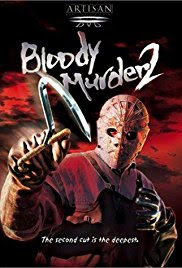 Bloody Murder 2: Closing Camp Poster