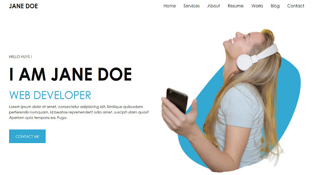 How to Create a Responsive Website using Bootstrap | Homepage Design