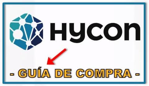 Guía de Compra HYCON (HYC) Actualizada, Paso a Paso y Completa