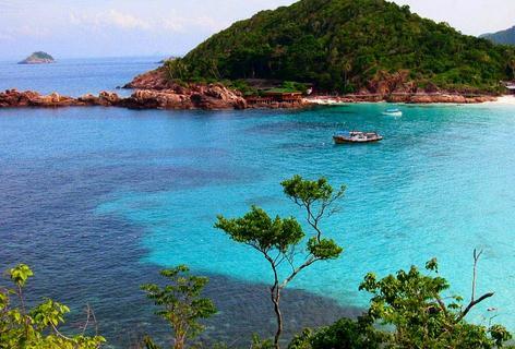 Tempat wisata pulau tabuhan banyuwangi