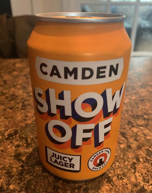 Camden Show Off