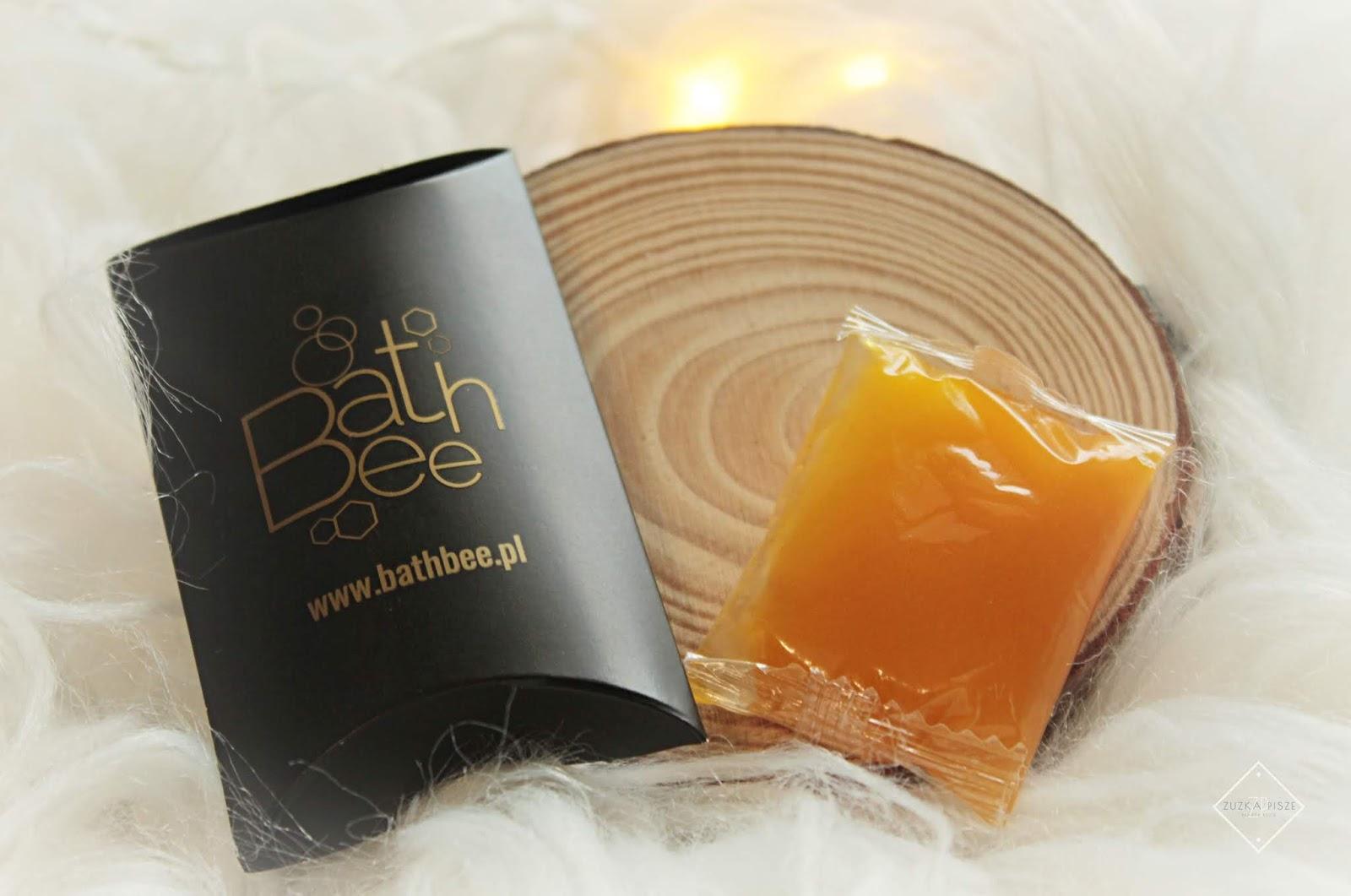 Miód 100% naturalna maska miodowa BathBee - próbka