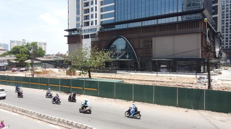 Cập nhật thi công Hinode City Minh Khai