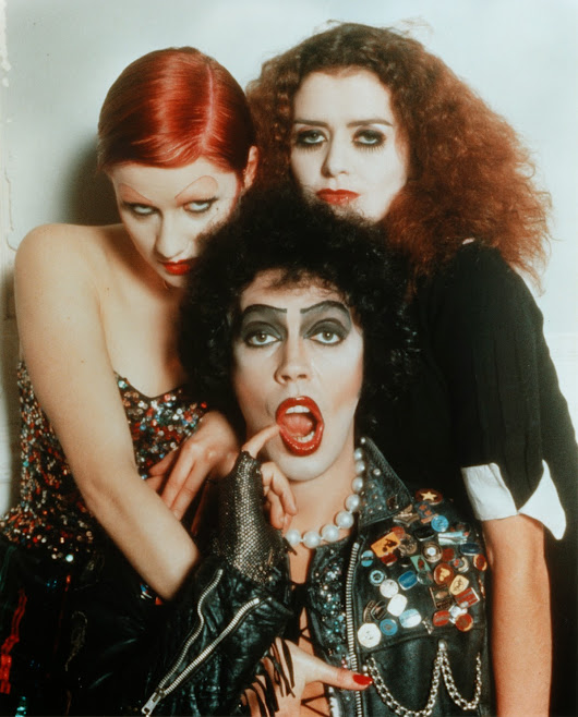 Get Your Freak On In The Rocky Horror Show