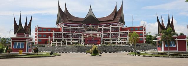 Kantor bupati Kabupaten Limapuluh Kota