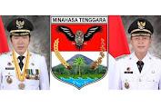 Peringatan Dua Tahun Kepemimpinan Bupati Minahasa Tenggara James Sumendap dan Wakil Bupati Jocke Legi