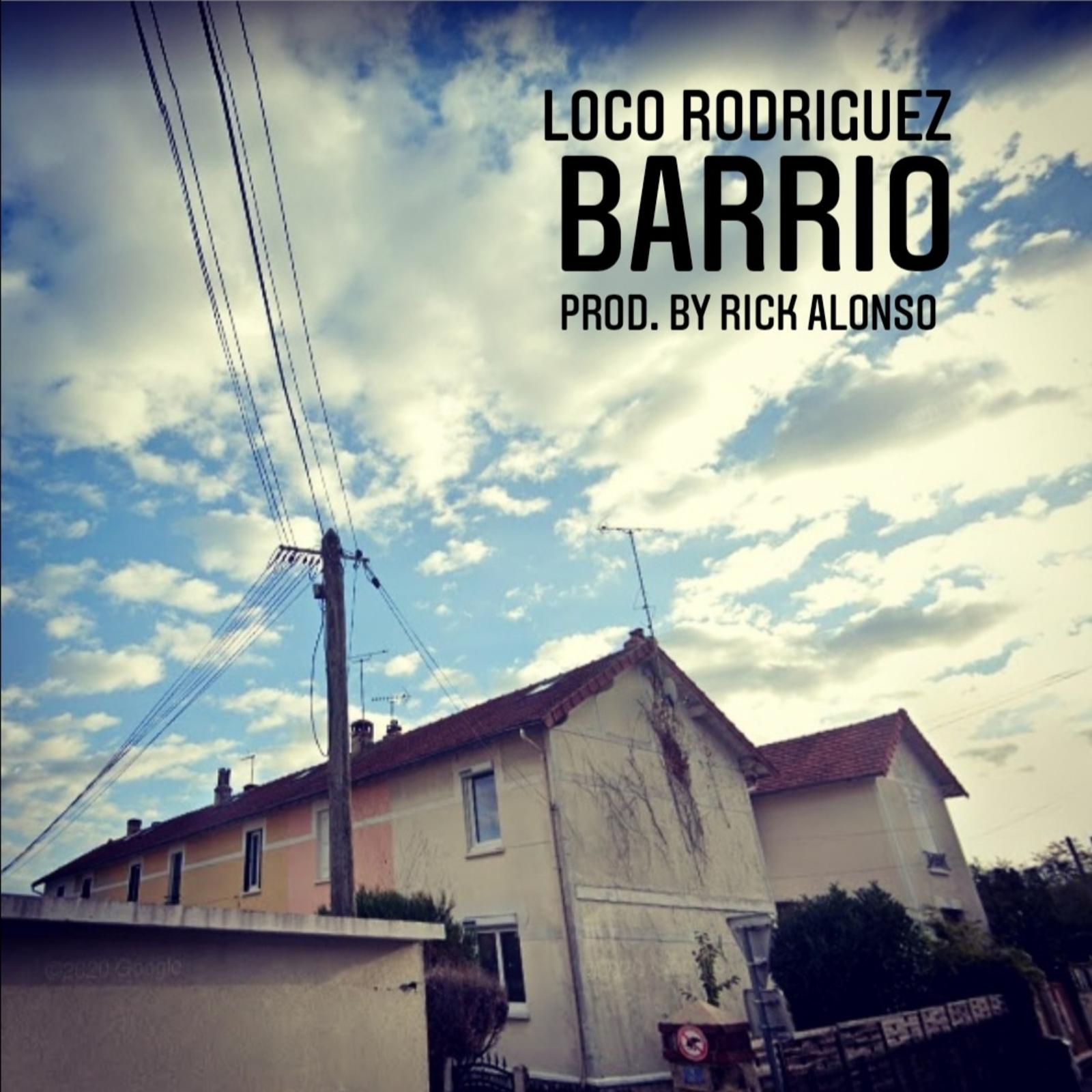 Cover du titre Barrio de Loco Rodriguez