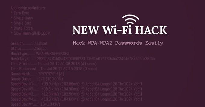 Investigador de seguridad detecta nuevo método para crackear password en WPA/WPA2