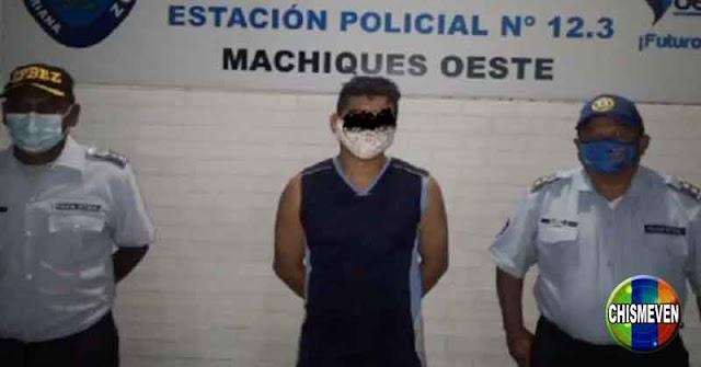 SIGAN BUSCANDO MACHOS   Padrastro abusó a su hijastra de 9 años en Perijá