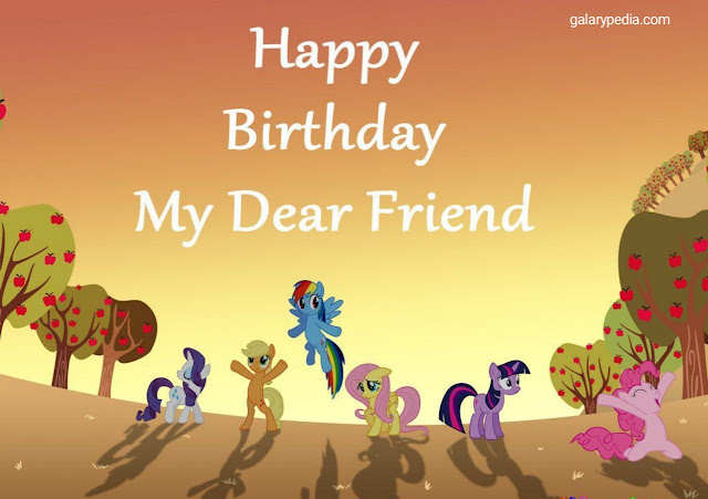 Dear friend birthday images