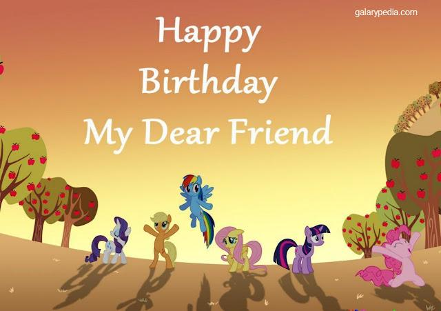 Dear friend birthday images