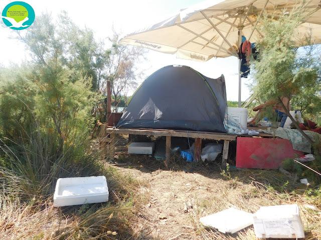 Εντοπισμός παράνομης κατασκευής στο Δέλτα Καλαμά