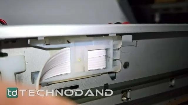 Cara Ganti Kabel Fleksibel Print Head Epson L1110