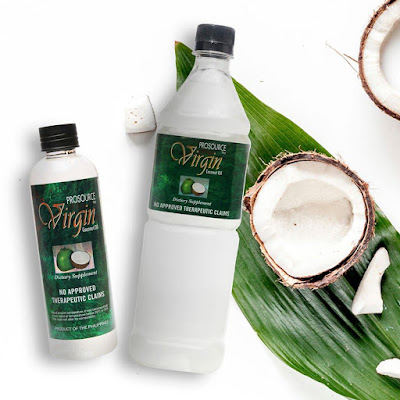 Give your immune system a boost with ProSource Virgin Coconut Oil and Nuco coconut-based products