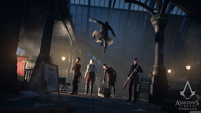 Assassins Creed Syndicate Update V1.31 INCL DLC PC Game