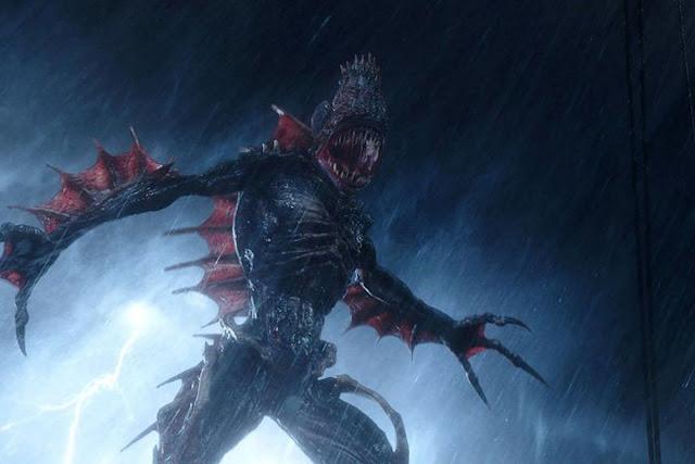 """Derivado """"Reino do Fosso"""" deve estrear antes de Aquaman 2"""