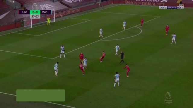 مشاهدة مباراة ليفربول وولفرهامبتون بث مباشر في الدوري الإنجليزي