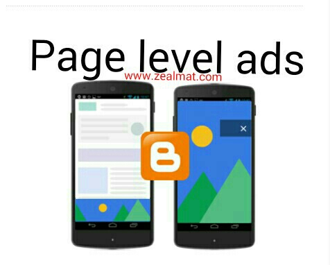 How To Setup AdSense Page-level ads in Blogger Blog