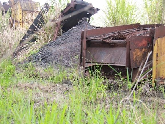 """Cận cảnh mỏ sắt nghi là """"thủ phạm"""" khiến nước Ngàn Trươi chuyển đỏ 2"""