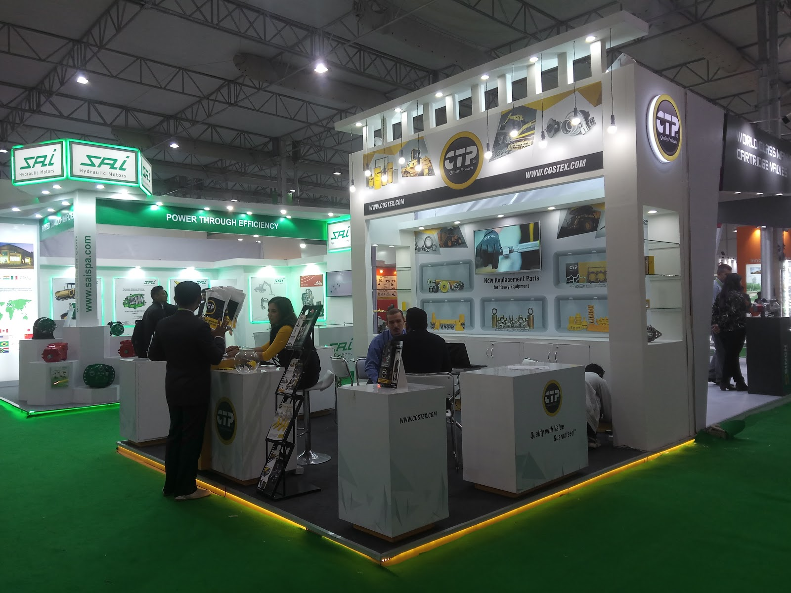 best exhibition partner in india