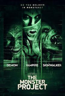 مشاهدة فيلم The Monster Project 2017 مترجم