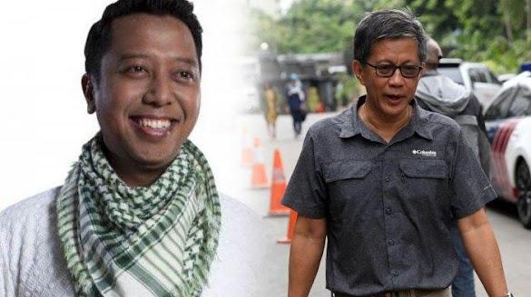 Ramai #RommyJumatanDimana, Rocky Gerung : Operasi Tangkap Tuyul..